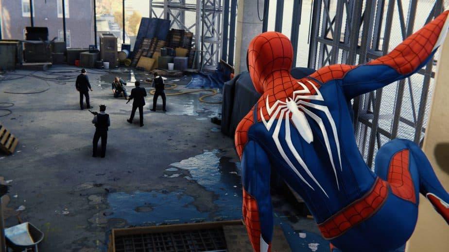 Marvel's Spider-Man PS4 é bom ?