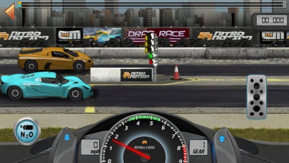 drag racing 8