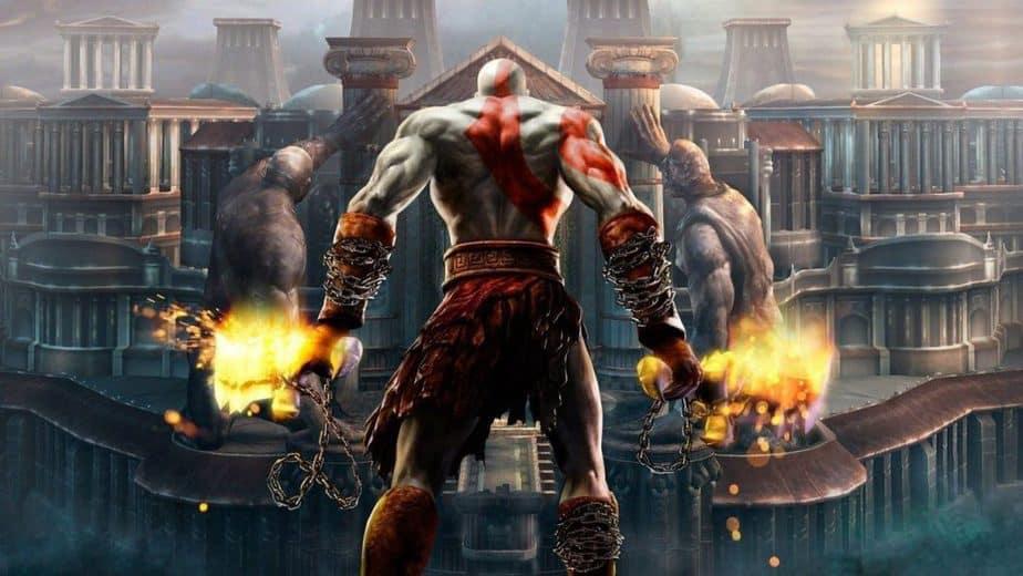 Kratos de god of war – wiki