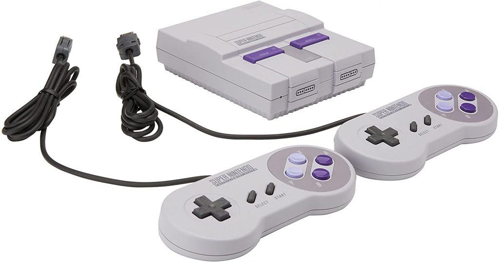 Melhores consoles de jogos retrô 2020