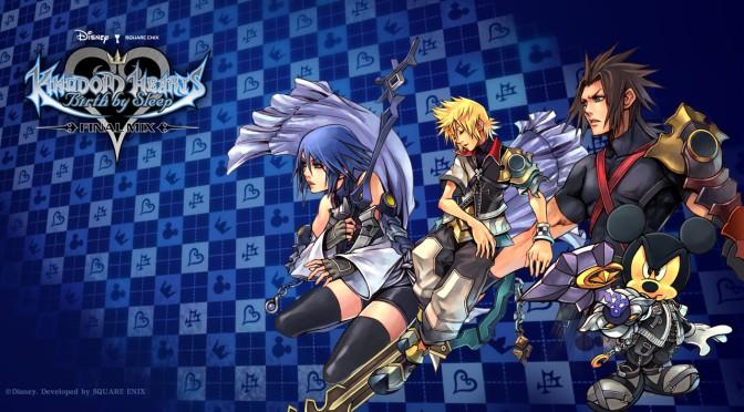 A Ordem Cronológica de Kingdom Hearts