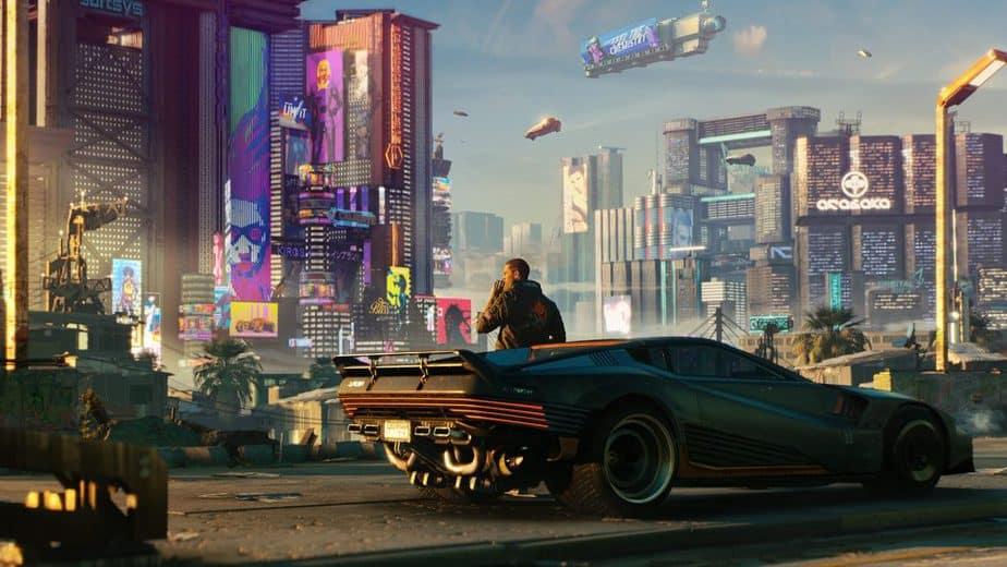 O que é cyberpunk 2077 ?