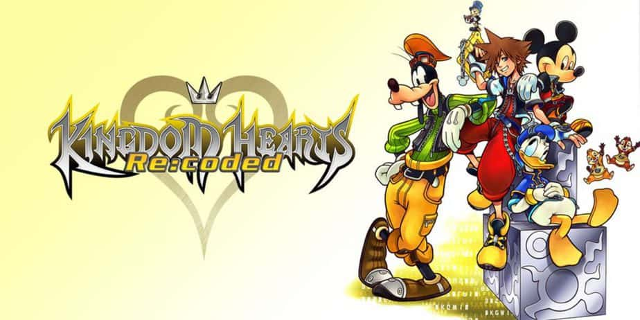 A cronologia de kingdom hearts