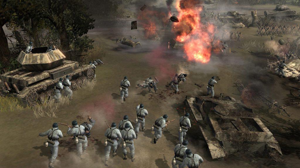 Os 8 melhores jogos sobre a segunda guerra mundial