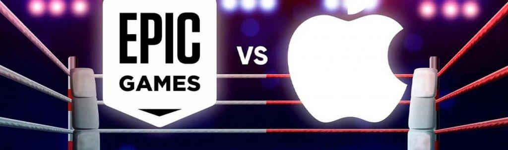 Apple tenta por a steam e a valve na luta contra a epic games
