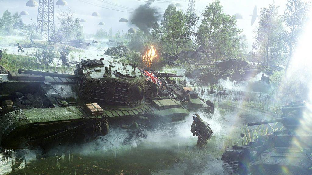 Battlefield v conseguiu superar seu antecessor?
