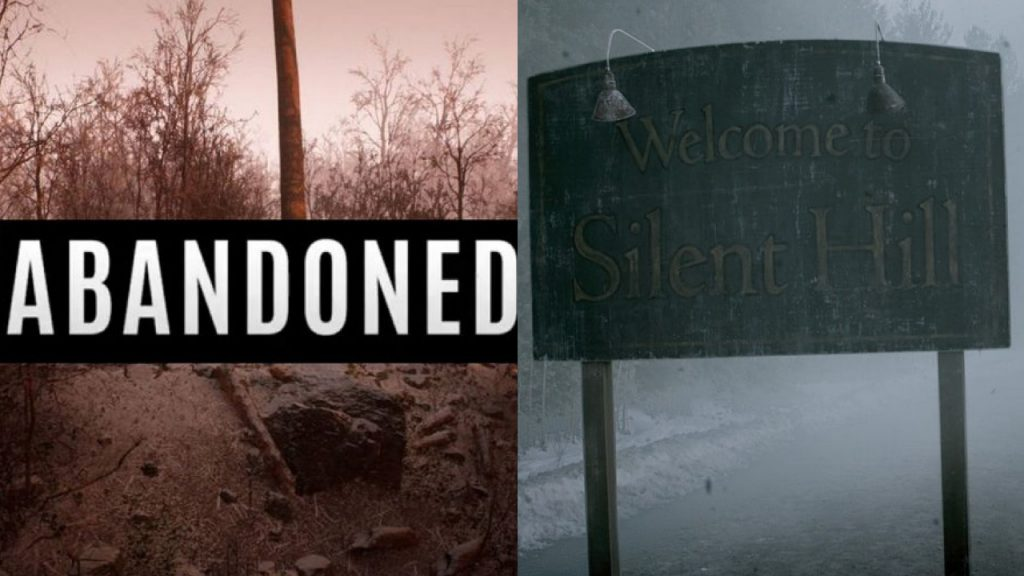 Abandoned exclusivo da sony é o novo silent hill?