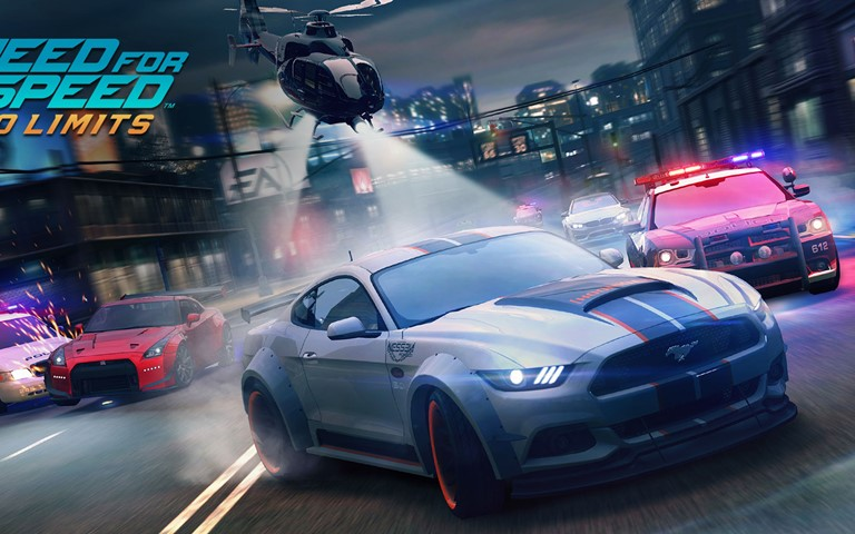 Need For Speed no limits tema