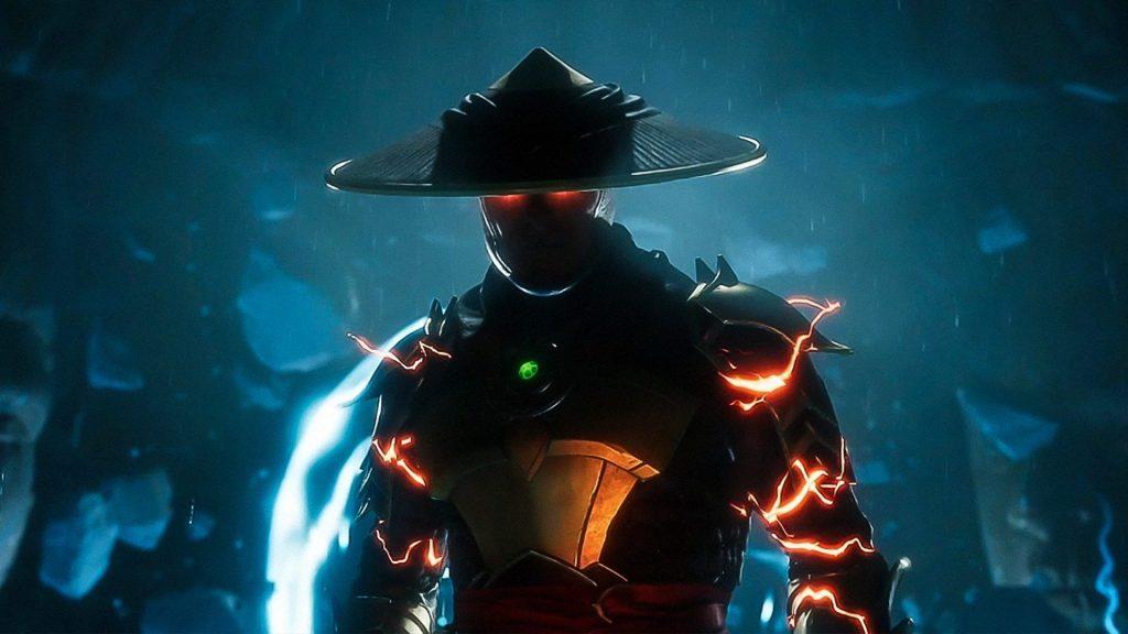 Raiden corrompido / Todos os fatalities do Mortal Kombat 11