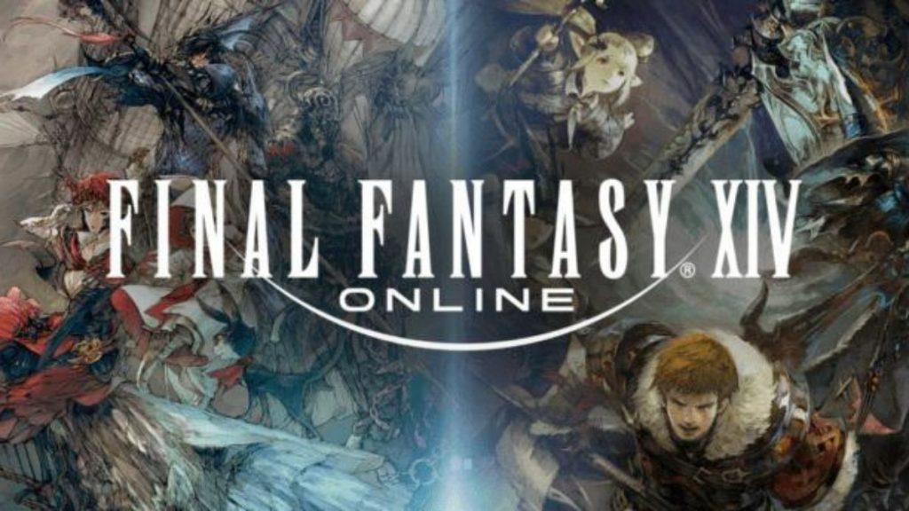 Final Fantasy XIV online personagens