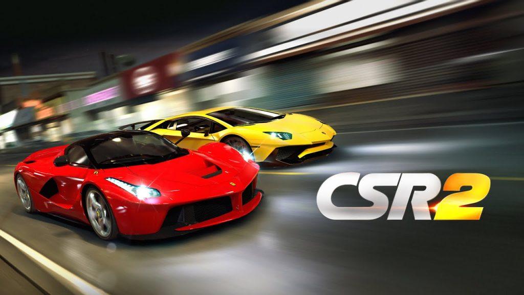 CSR2 RACING 2 / Melhores jogos Mobile