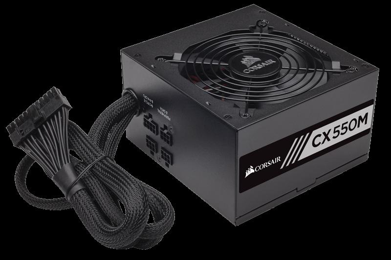 Fonte Corsair 550W / PC gamer barato em 2021: as melhores especificações / JogosZ
