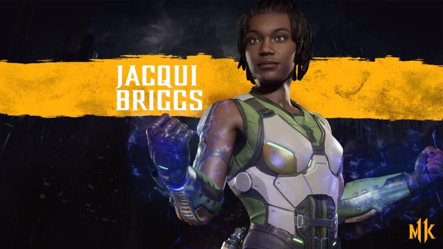 Jacqui Briggs no MK 11 / JogosZ