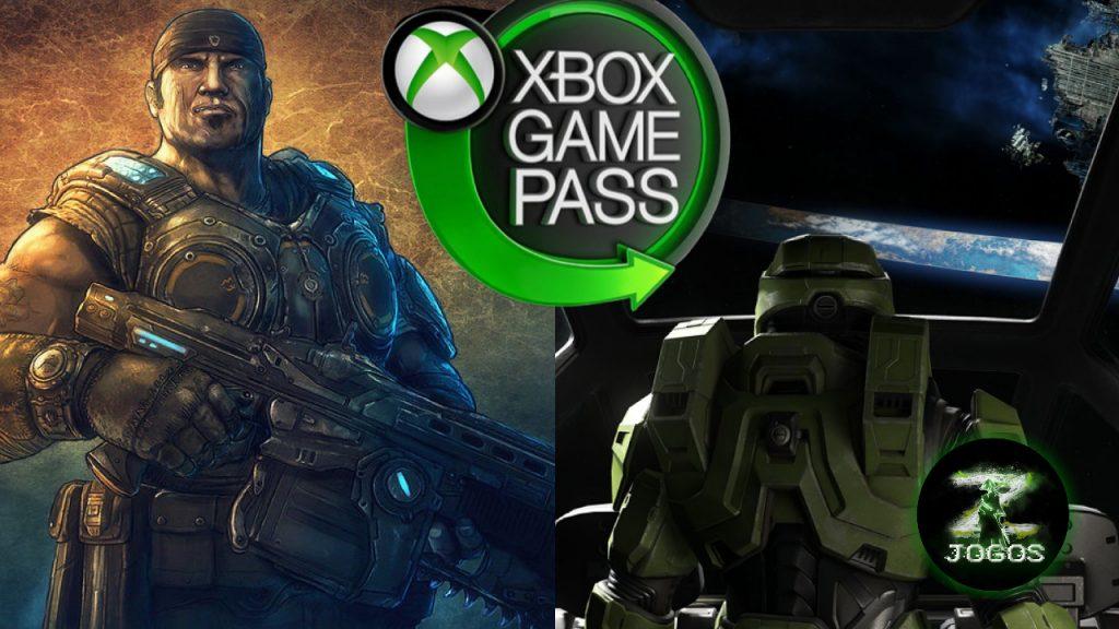 O que é o serviço Xbox game Pass?