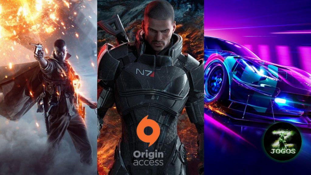 O que é a Origin Access?