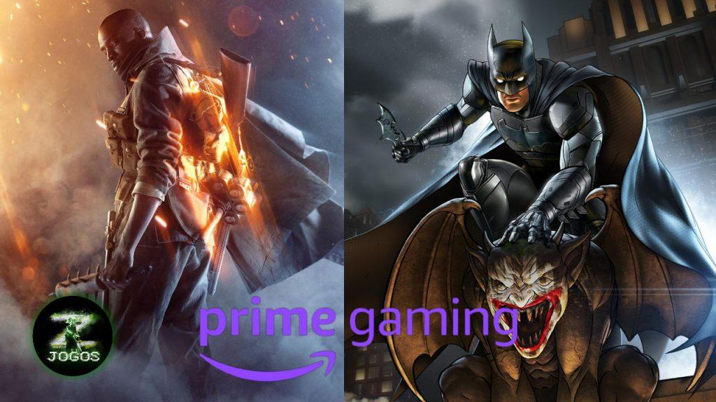 O que é a Prime Gaming?