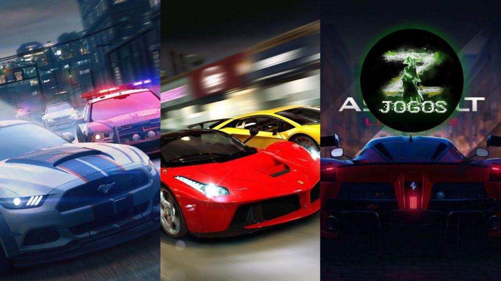 Os melhores jogos Mobile de corrida atualmente
