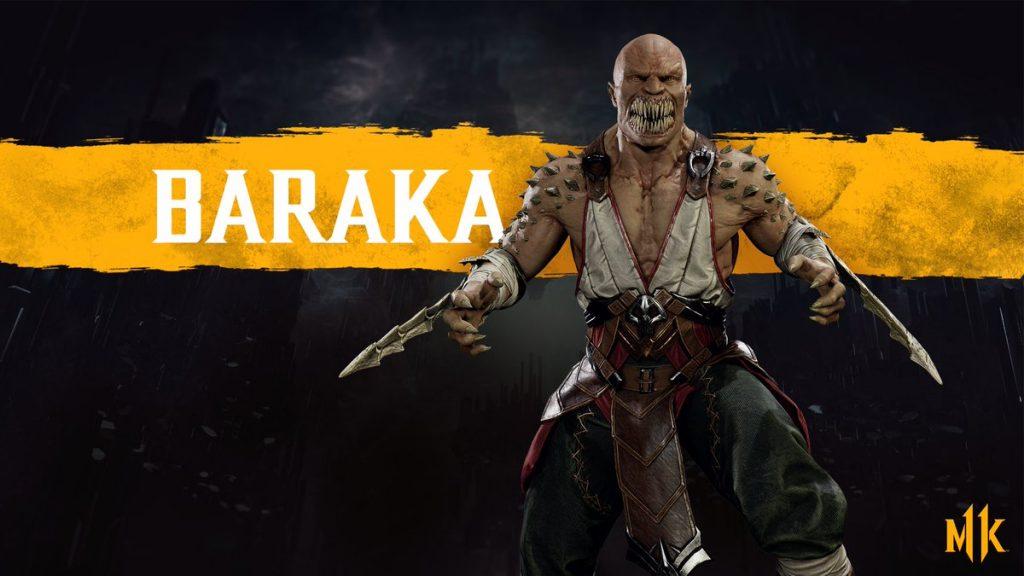 Baraka / Mortal Kombat 11: como fazer os fatalities dos personagens