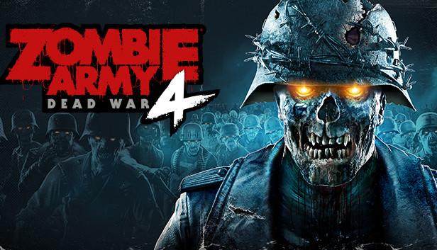 Zumbie Army dead war 4
