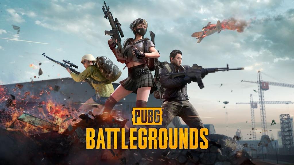 PUBG Battle royale