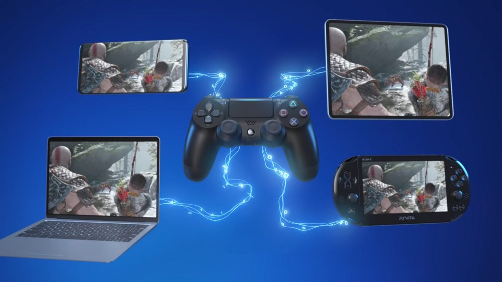 Como jogar PS4 no notebook?