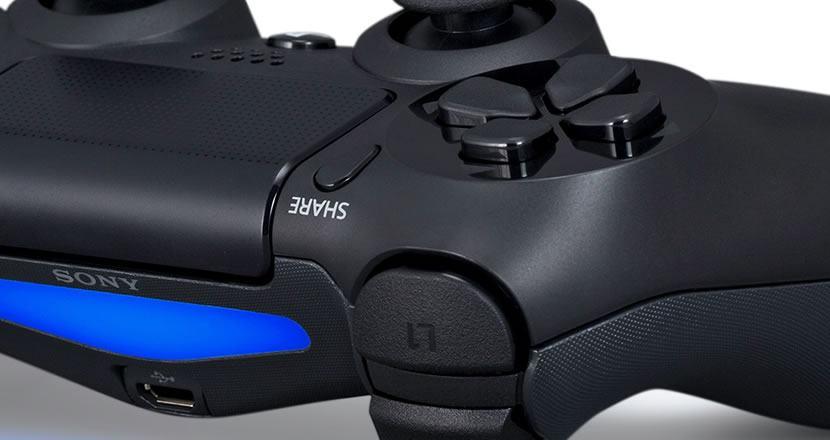 Luz do controle do PS4