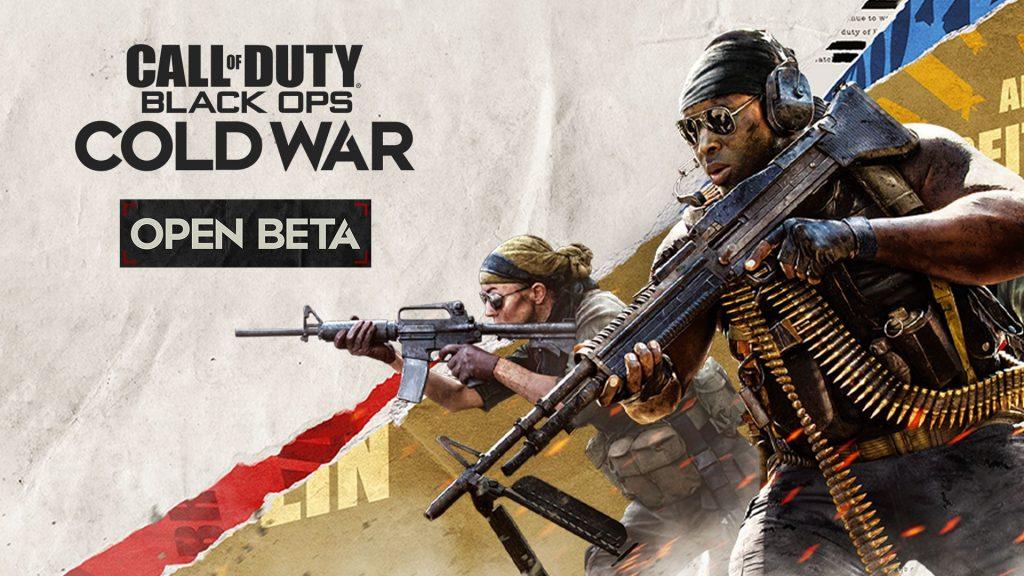 Call of Duty Cold War open Beta