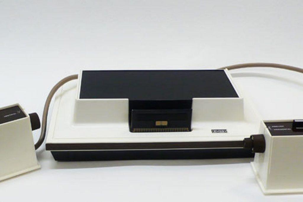O primeiro videogame da história Magnavox Odyssey