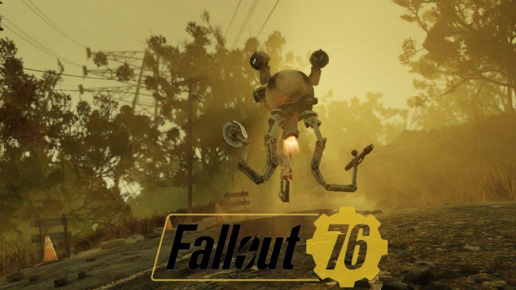Fallout 76 Recebeu Novo Patch De Atualização Para Correção De Bugs
