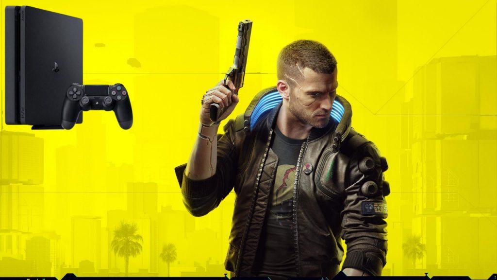 Cyberpunk 2077: Como Estar O Jogo No PS4 Slim?