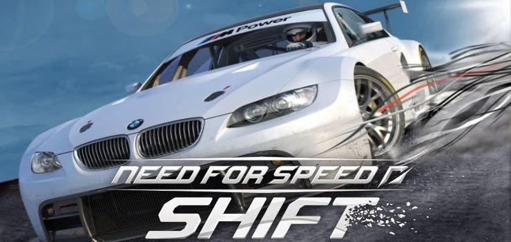 Need For Speed Shift Capa