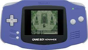 Console Game Boy Advance