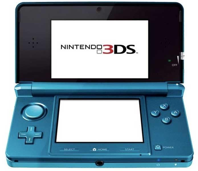 Console portátil Nintendo 3DS