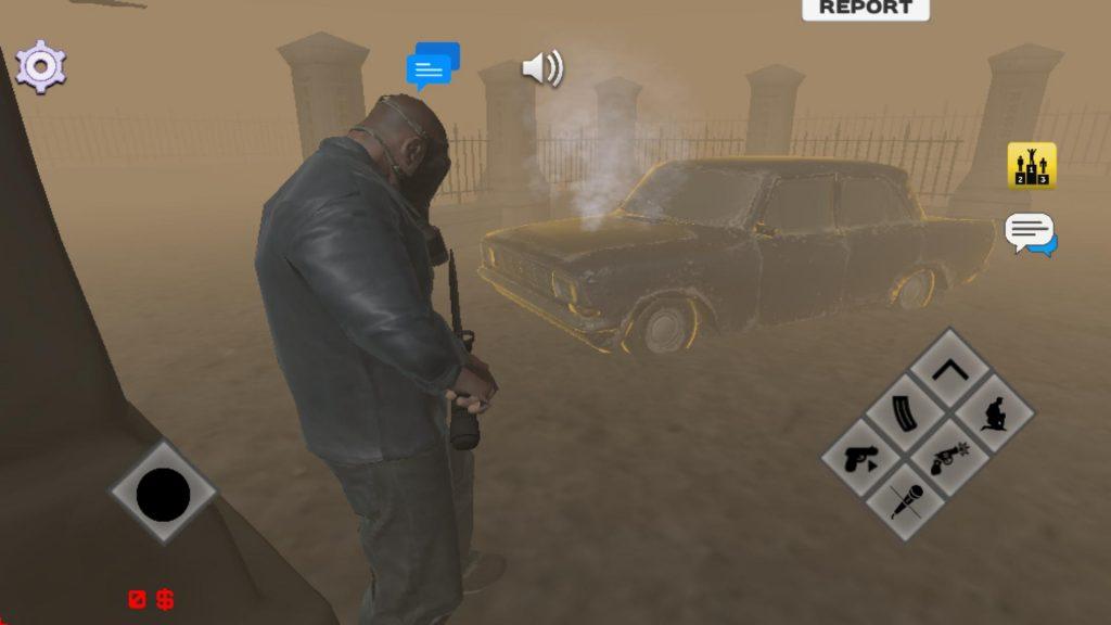 Dead Light Survival gameplay