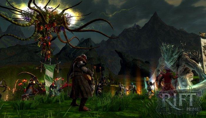 Rift MMORPG