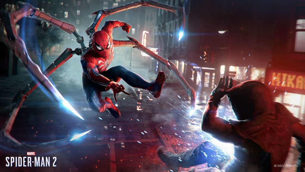 Marvel Spider Man 2 wallpaper