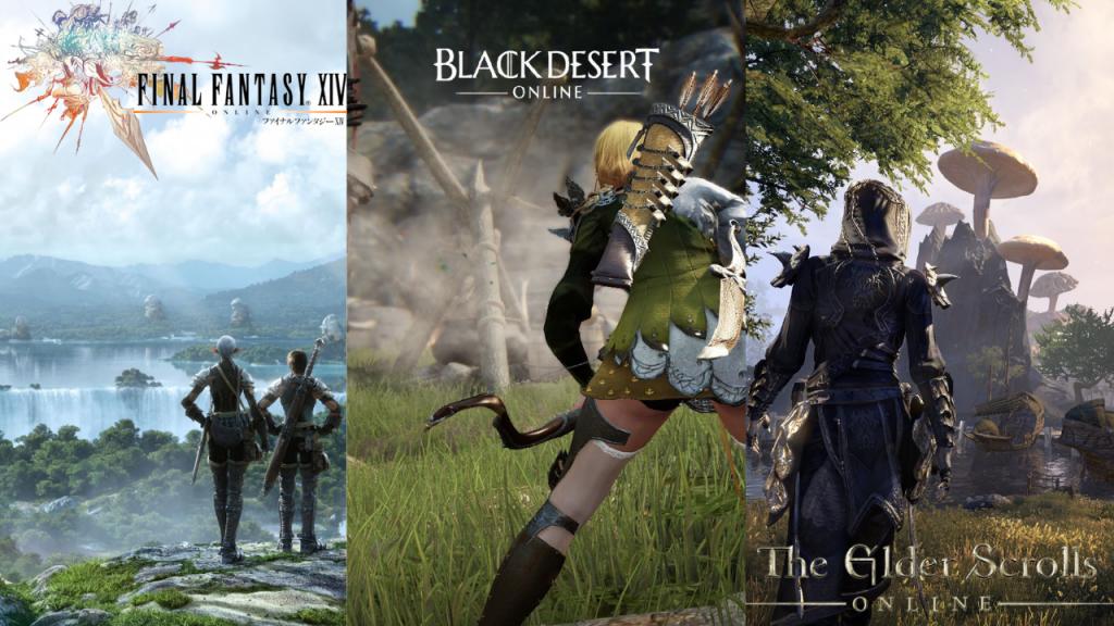 Os Top 10 Melhores Jogos MMORPG