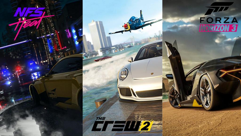 Os Top 10 Melhores Jogos De Corrida Para PC