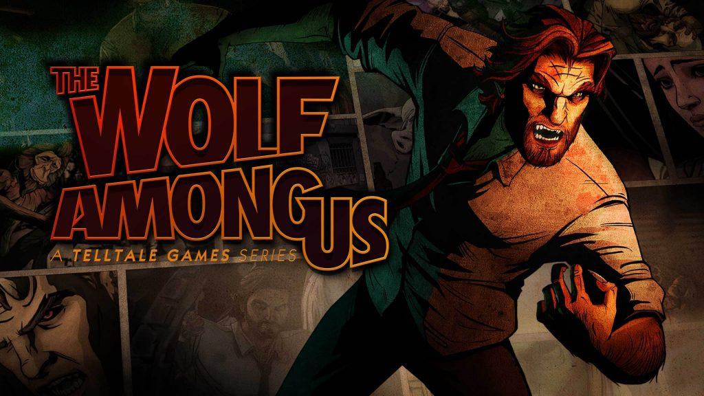 The Wolft Among Us capa
