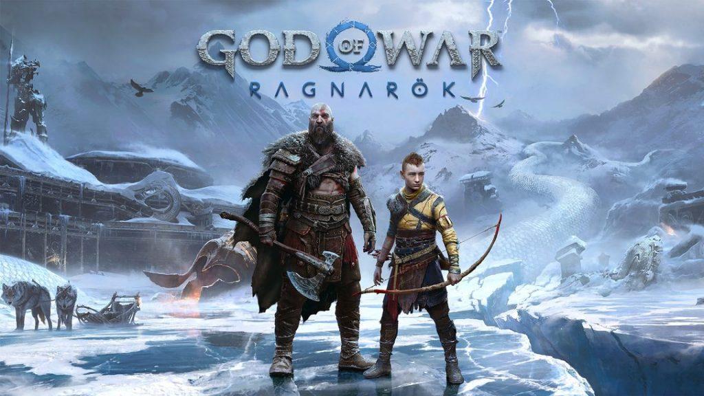 God of War Ragnarok wallpaper
