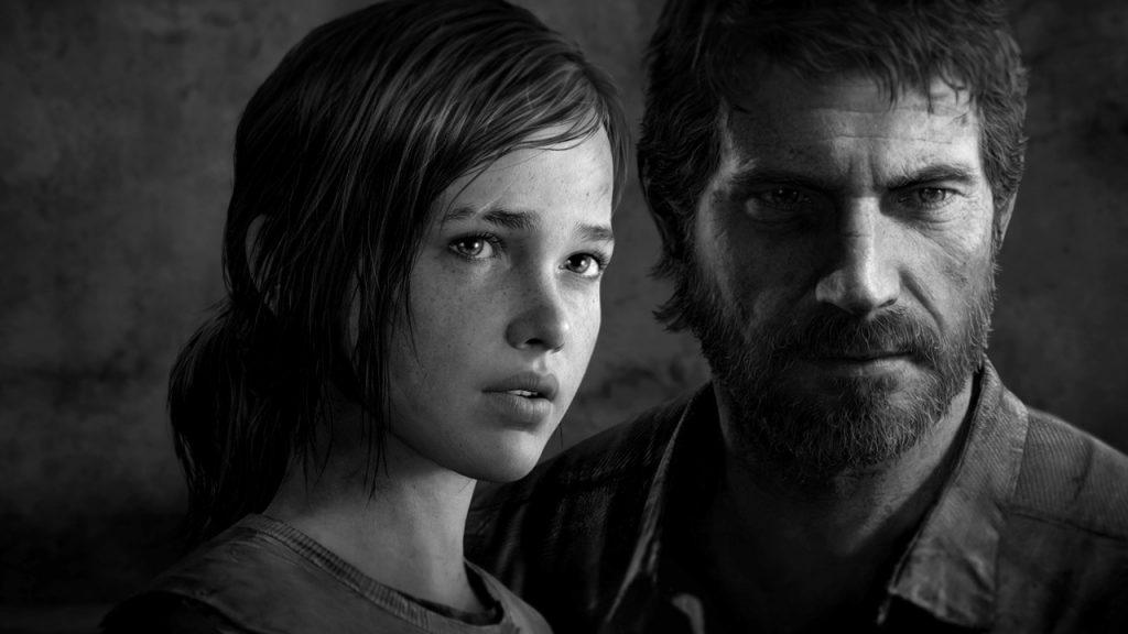 The Last of us joel e Ellie