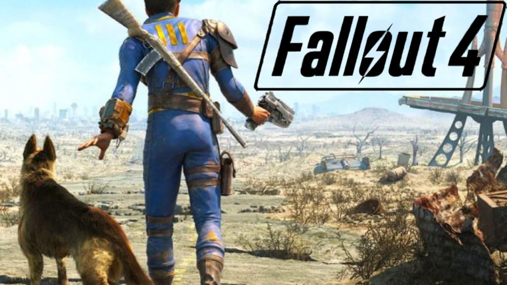Fallout 4 Gameplay: Explorando O Mapa E Missões Secundarias