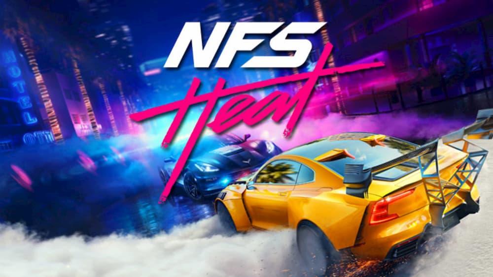 NFS Heat capa do jogo