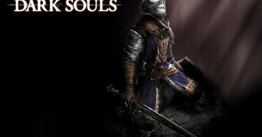 dark souls capa