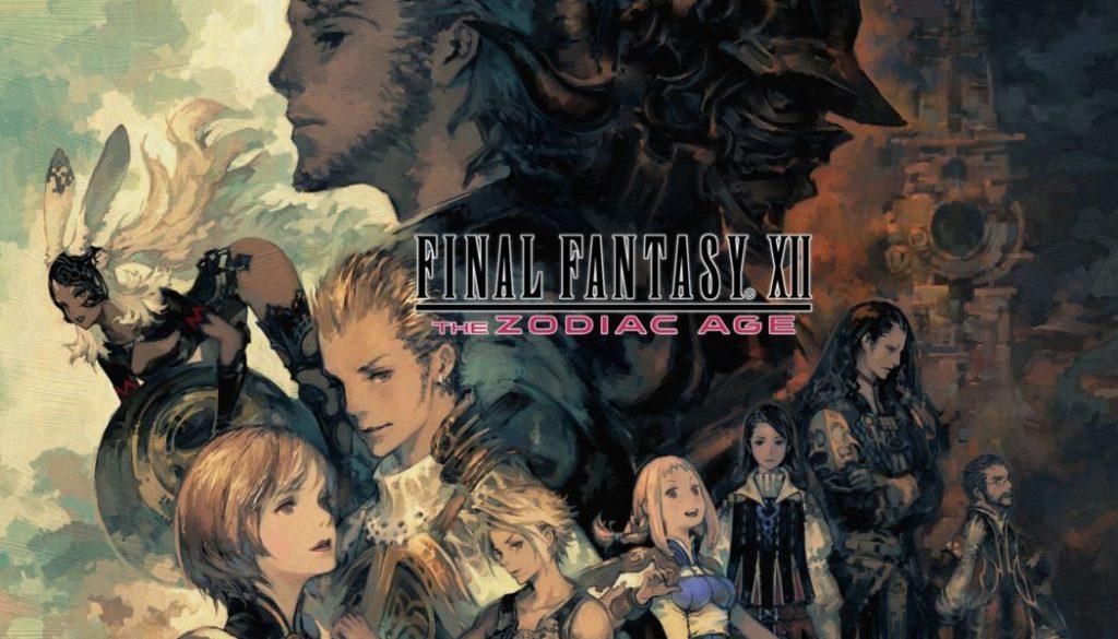 final fantasy xii Capa