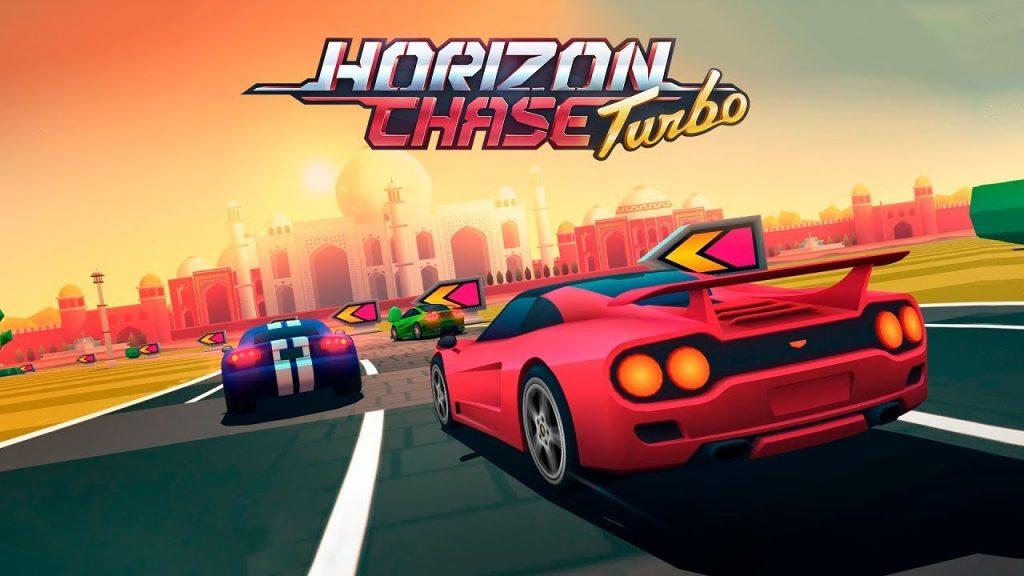 Horizon Chase Turbo capa