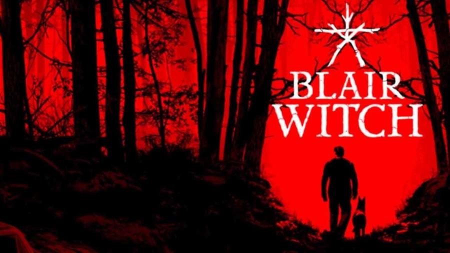 Blair Witch capa