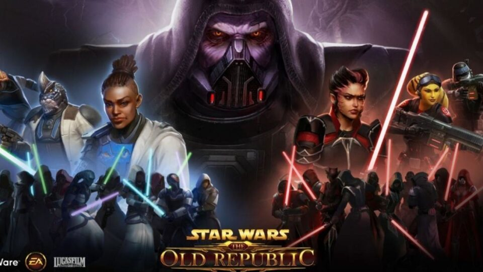 Star Wars the old Republic tema